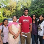 Students visit to Teen Murti Bhawan