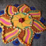 Traditional ethnicity of Diwali.