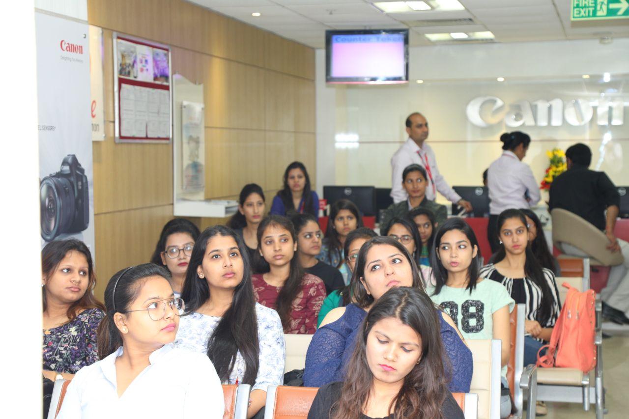 Canon India Workshop 2018 - Media Center Imac