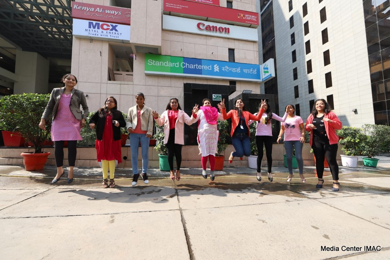 Canon India Photography Workshop @ New Delhi - Media Center Imac