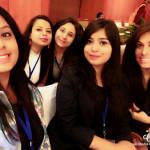 Media Center IMAC Students CMPP Media Conclave @ Ashoka Hotel, www.mediacenterimac.com