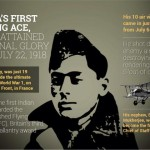 India's First Flying Ace