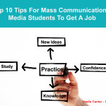Top 10 Tips For Mass Communication & Media Students To Get A Job