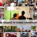 What to expect in mass communication - A reality check