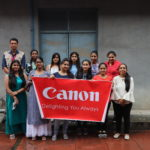 Canon India at Media Center IMAC