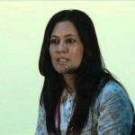 First Woman Sarpanch in India with an MBA degree.