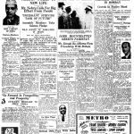Newspaper published on 15th August 1947 by TOI